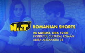 NexT Romanian Shorts la Institutul Cultural Român