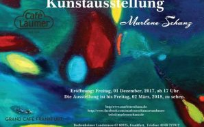 Kunstausstellung: Artista in Cafe Laumer